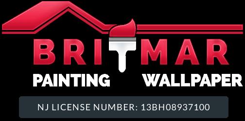 Britmar Painting and Wallpaper logo